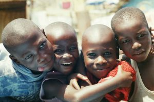 BOYS DR Congo Kinshasa