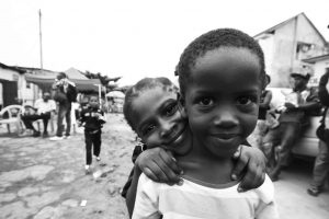 BROTHER AND SISTER DR Congo Kinshasa