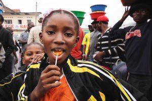 LOLLYPOP DR Congo Kinshasa