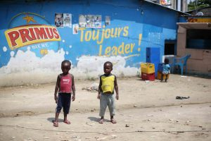 TOUJOURS LEADER! DR Congo Kinshasa